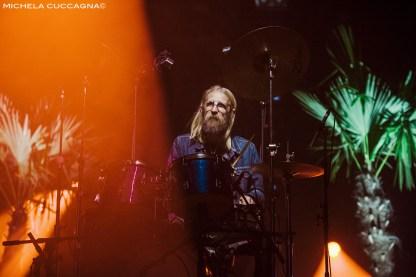 Todd Terje & The Olsens.Pitchfork Music Festival.28 octobre 2016.La Grande Halle de la Villette.Paris.Michela Cuccagna©