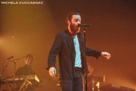 Nick Murphy ( Chet Faker ).Pitchfork Music Festival.27 octobre 2016.La Grande Halle de la Villette.Paris.Michela Cuccagna©