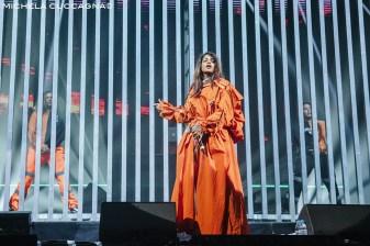 M.I.A.Pitchfork Music Festival.29 octobre 2016.La Grande Halle de la Villette.Paris.Michela Cuccagna©