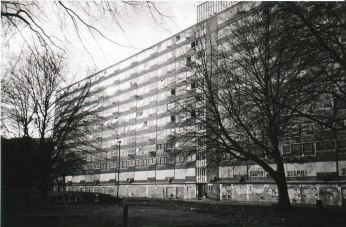 Heygate Estate - London - Elephant & Castle