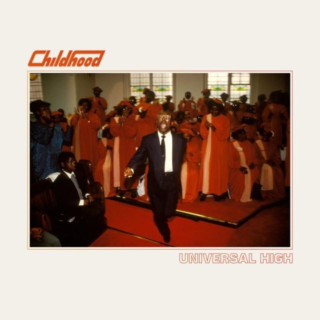 Childhood - Album Cover art
