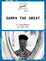 Sampa The Great-artwork pop up