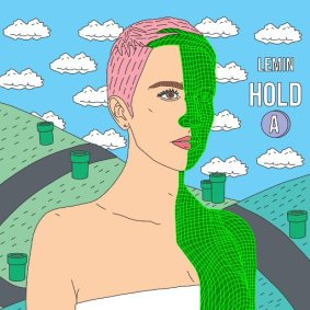 Lemin. - Hold A EP cover art