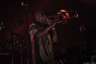 Kamasi Washington. Pitchfork Festival Paris 2017, November 3rd.
