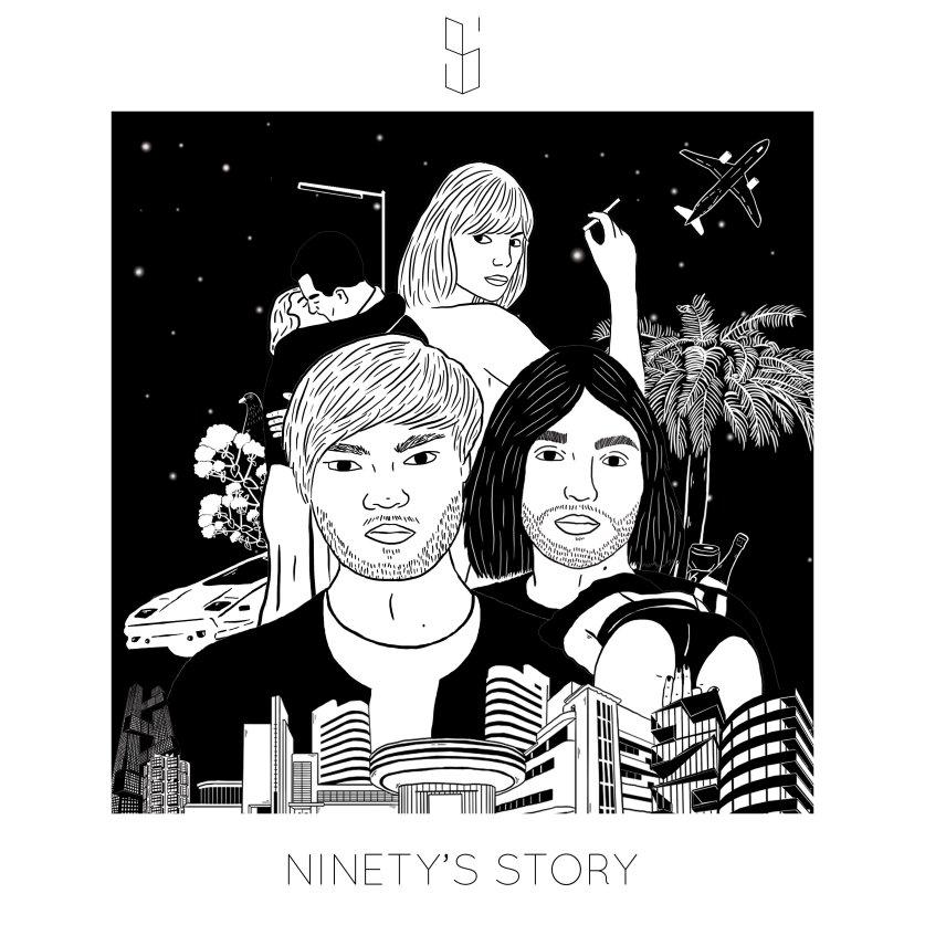 Ninety's Story - Kikuyu EP