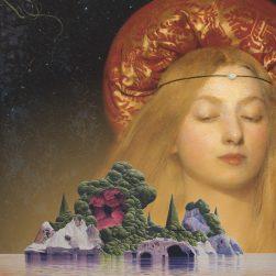 Club 8 - Fire - Golden Island cover art