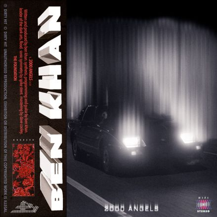 Ben Khan - 2000 Angels - cover/album art - Sodwee.com