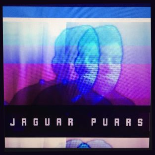 Jaguar Purrs - Vampire EP cover art