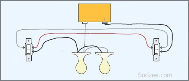 Simple Home Electrical Wiring Diagrams