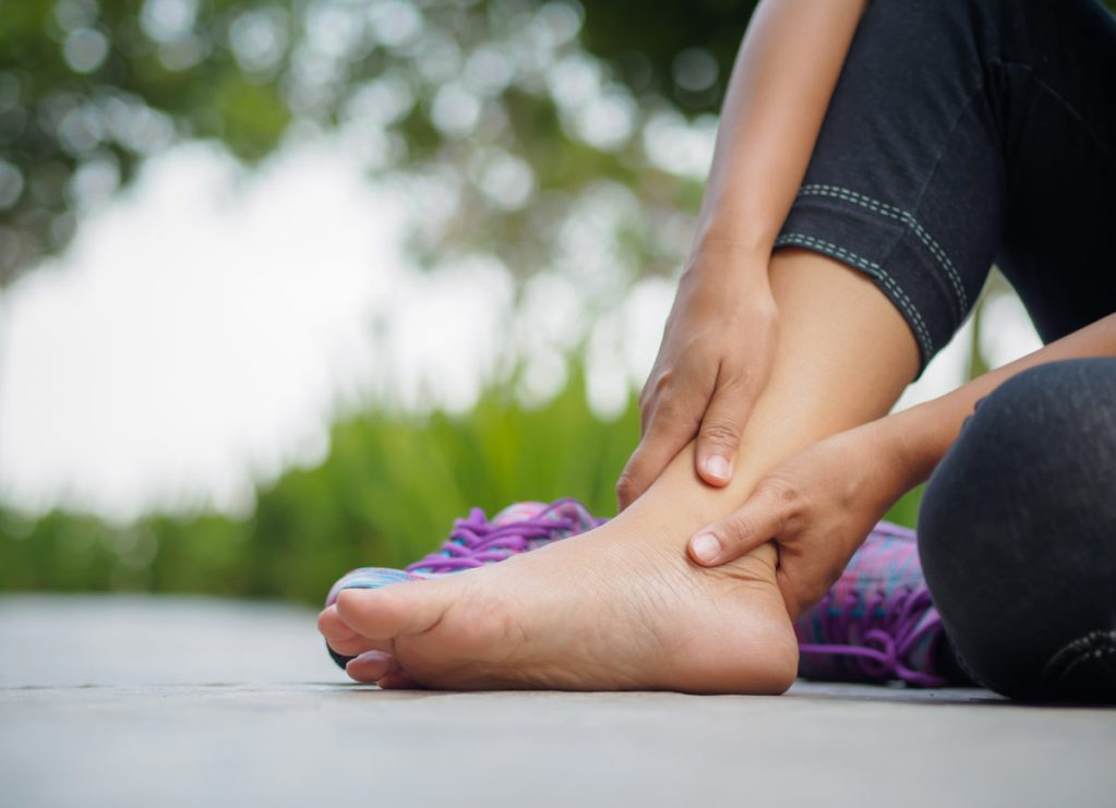 smerter i fødderne