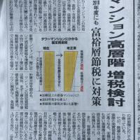 マンション高層階増税検討