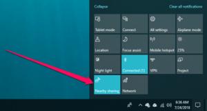 Windows 10 File Sharing not working