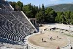 Definition of Greek Theater - What it is, Meaning and Concept