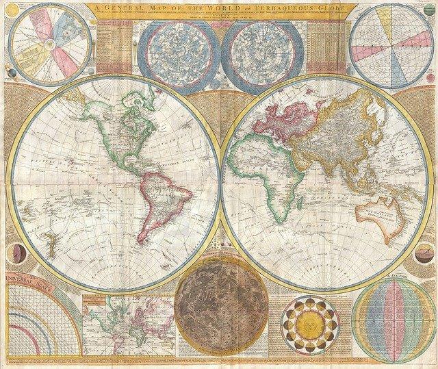 Continents suprasystem