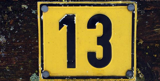13 indication