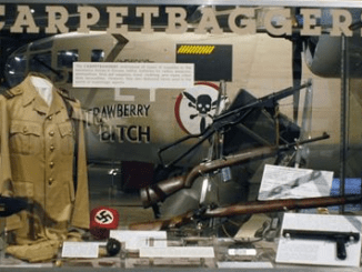 Operation CARPETBAGGER. Photo from National Museum of US Air Force