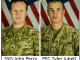 Casualties of the Bagram Airfield Suicide Bombing on Nov 12, 2016 Veterans Day