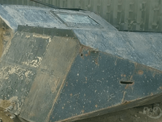 Mad Max Vehicle - VBIED with armor plating used by ISIS