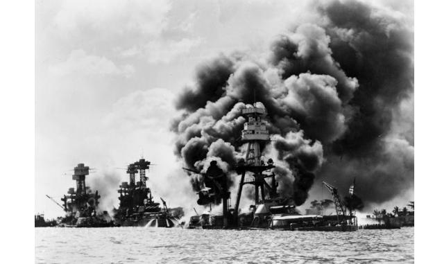 Pearl Harbor Day Dec 7th