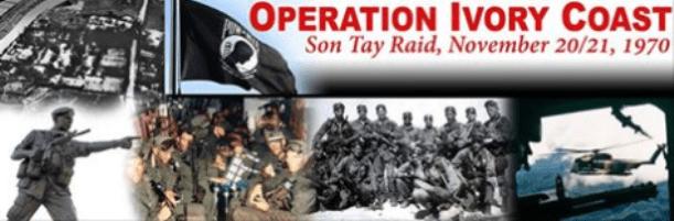 Son Tay Raid 21-22 November 1970 - Image from USSOCOM Facebook 21 Nov 2016)