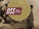 CIA image recognizing the 75th OSS anniversary.