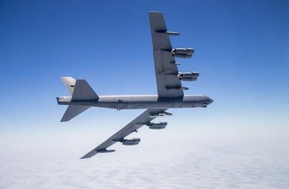 B-52 Strategic Bomber (USAF photo)