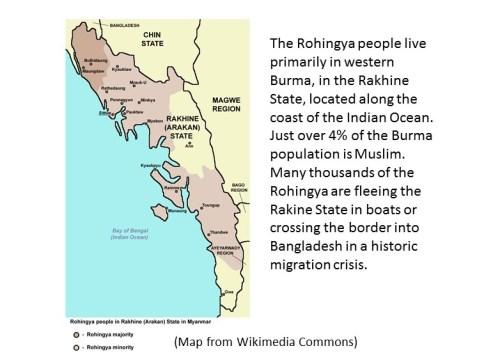 Rohingya People of Burma