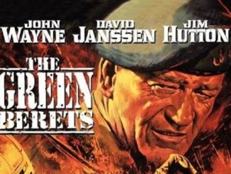 50th anniversary of movie The Green Berets