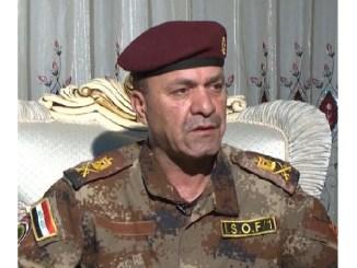 MG Fadhil al-Barwari 1st ISOF