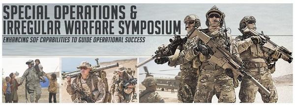 SOF IW Symposium Tampa DSI 2018