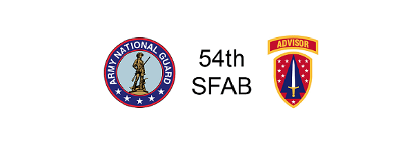54th SFAB - Security Force Assistance Brigade