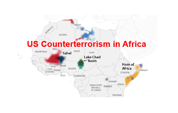 US Counterterrorism in Africa