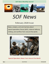 SOF Monthly Journal February 2020