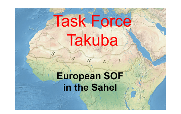 Task Force Takuba in Sahel