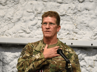 Chief Master Sgt Michael Ziegler