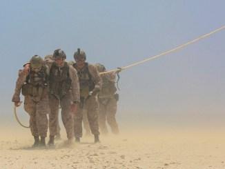 Recon Marines Insert Extract