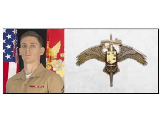 SGT Wolfgang Weninger Marine Raider