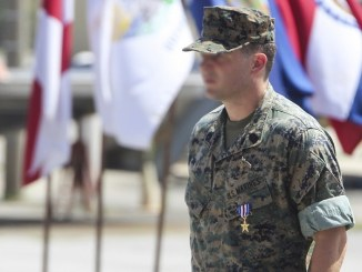Marine Raider Awarded Silver Star
