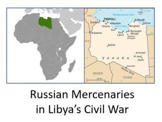 Wagner Group in Libya