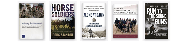 Books - SOF in Afghanistan