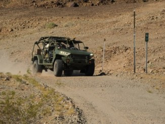 Infantry Squad Vehicle ISV