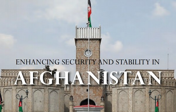 Enhancing Security and Stability in Afghanistan Dec 2021