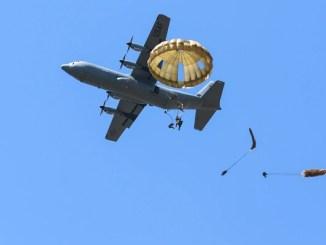 Swift Response 21 Airborne Operation