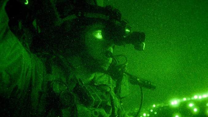 Combat Search and Rescue