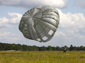 20th Special Forces Parachute Jump