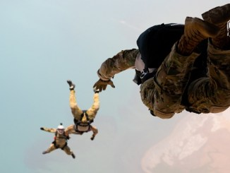 Special Warfare Airmen of 82nd Expeditionary Rescue Squadron