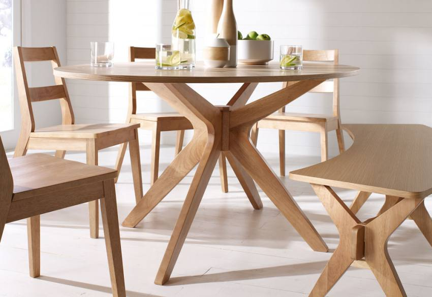 Malmo Oak Dining Collection