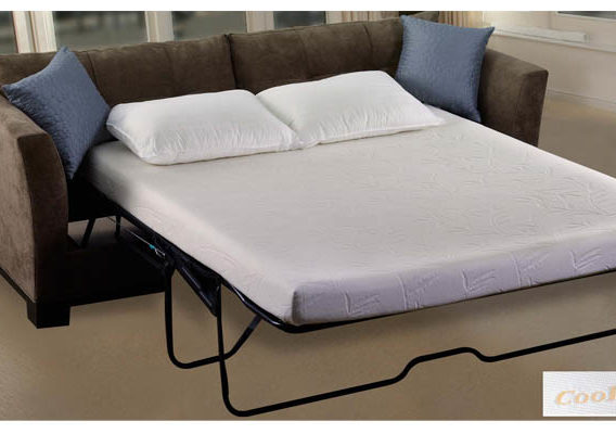 The Deluxe Coolmax Sofa Mattress W Memory Foam