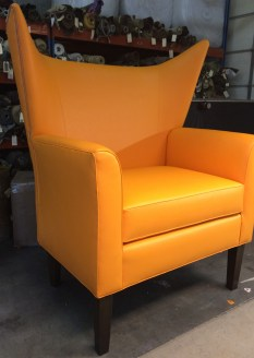 We made this GIANT chair. We can make you anything.