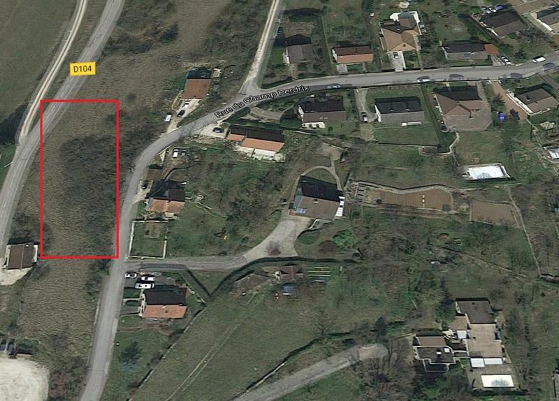 vente a vendre terrain constructible 15min dijon